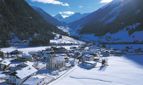 Visiter l'Autriche en hiver