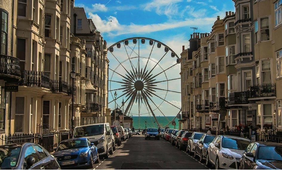 Colonies de vacances en Angleterre pour enfants et ados à Brighton
