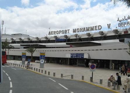 Aeroport Casablanca vacances au Maroc