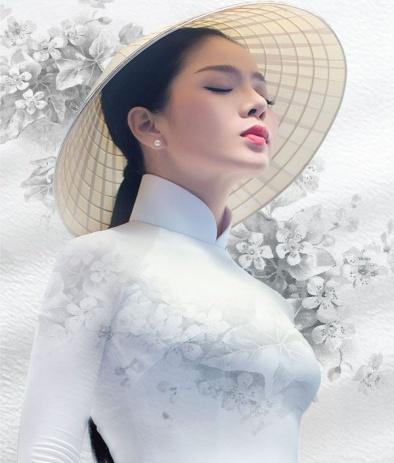 Chapeau conique - cadeau Viêtnam